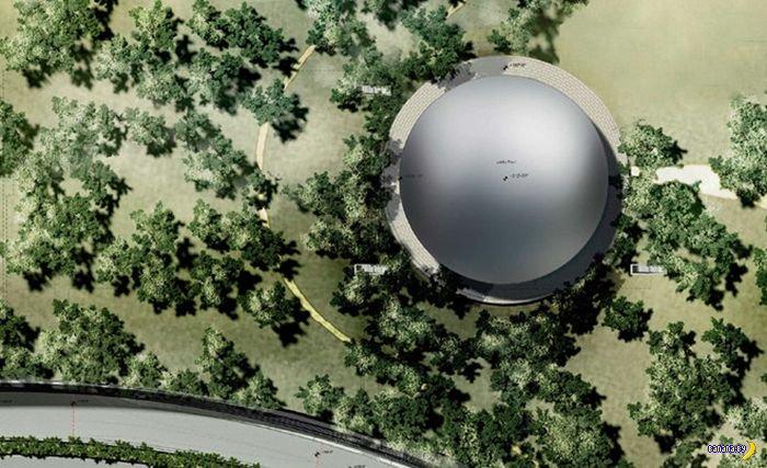 Новая штаб-квартира Apple