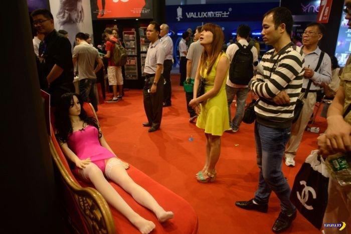 Фестиваль секса в Китае