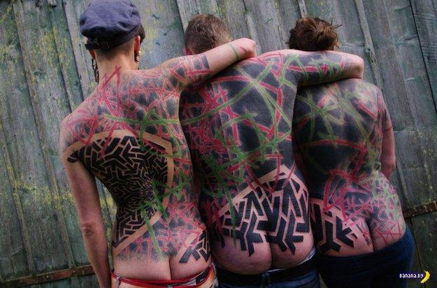 Когда одна татуировка на двоих