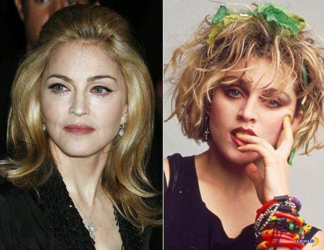 Секс-символы 80-х тогда и сейчас