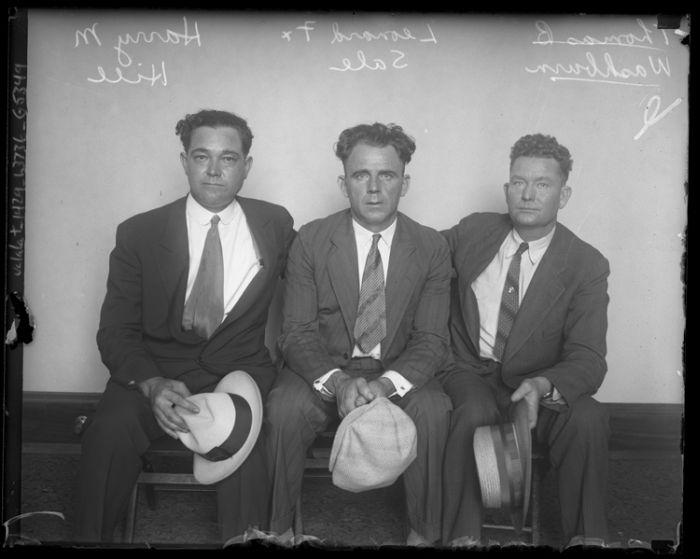 Фотографии времен Сухого Закона в США
