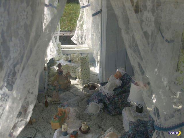 Странные могилы для детей