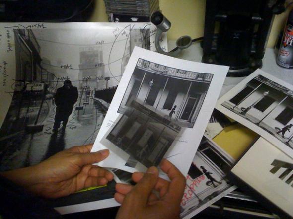 Как обрабатывали фото до фотошопа
