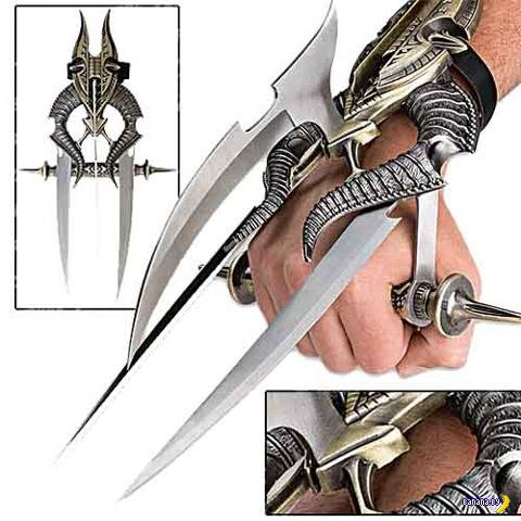 Ножи в стиле Чужих