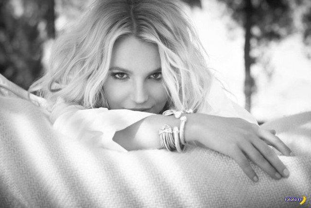 Бритни Спирс и Фотошоп