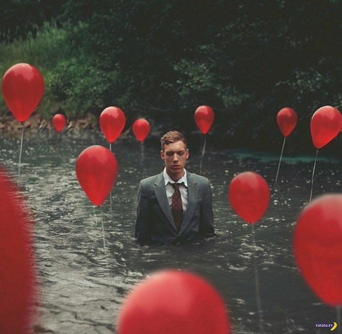 Фантастические фотографии 21-летнего фотографа