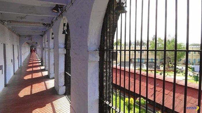 Одна из самых красивых тюрем мира