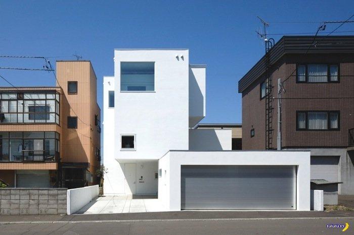 Дом в Саппоро