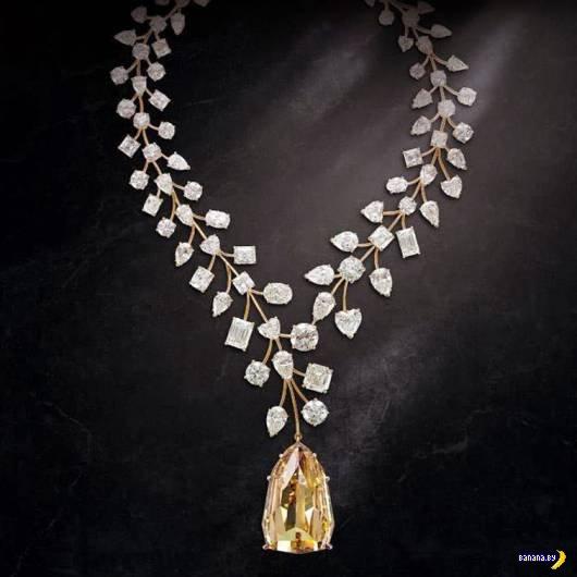 Вестник нищеброда. Самое дорогое ожерелье в мире