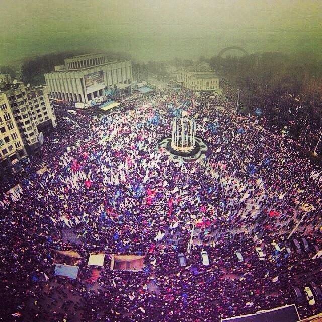 Украина рвётся в ЕС