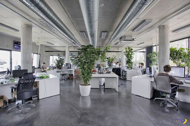 Лучшие офисы, в которых хочется работать