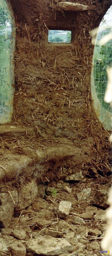 Как при помощи соломы и грязи решить квартирный вопрос