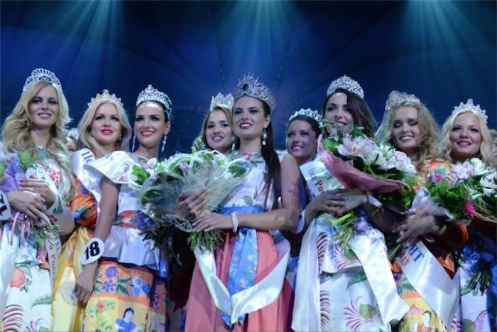 Выбрана Краса России 2013