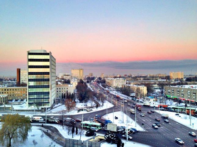 В Беларуси синоптики обещают неустойчивую погоду