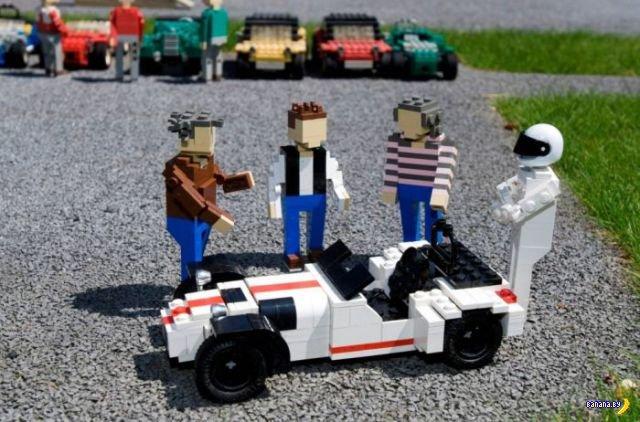 Что можно сделать из LEGO?