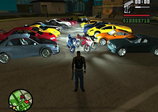 Grand Theft Auto: San Andreas уже скоро на мобильных платформах