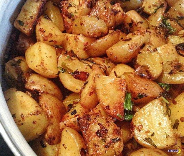 Картошка! Везде картошка!
