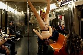 Как заняться сексом в метро - пособие от идиотов