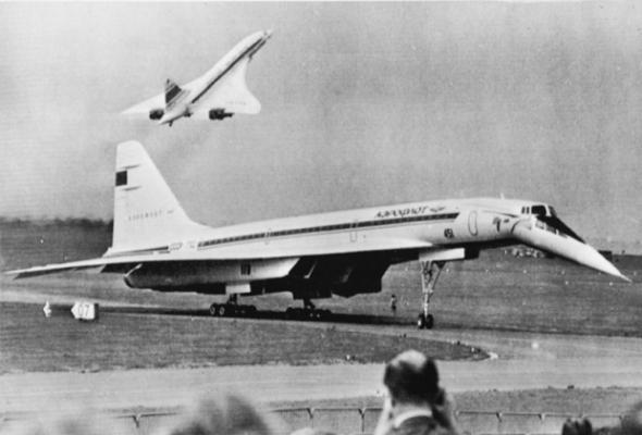 10 лет без Concorde