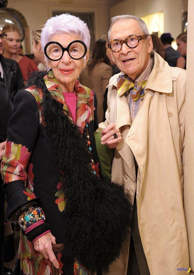 91-летняя модница из Нью-Йорка