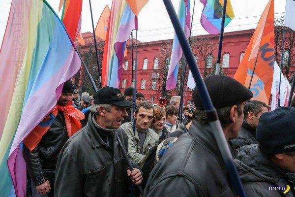 Суровые украинские геи