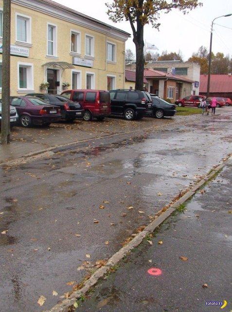 Преступление  в городе Вильянди, Эстония