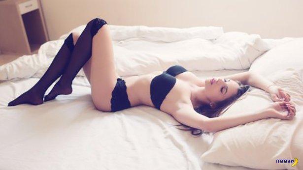 Красивые девушки в нижнем белье - 22