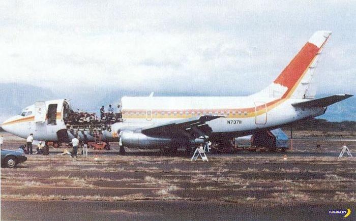 Чудо 243 Aloha Airlines