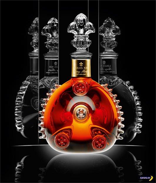 Louis XIII самый дорогой коньяк в мире