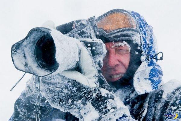 Что делать фотографу зимой