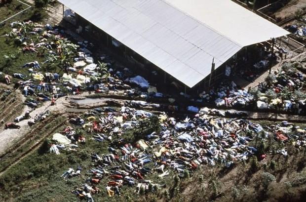 Конец движения «Храм Народов»