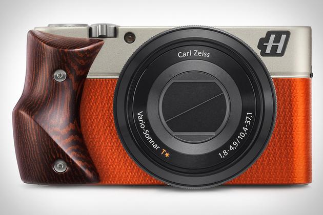 Шикарная камера Hasselblad Stellar Special Edition