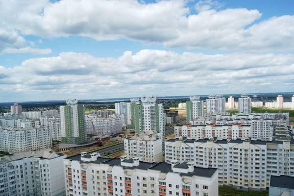 Лукашенко обещает белорусам доступное жилье в 2014 году