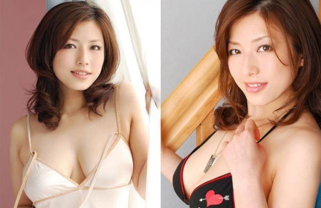 Самые популярные звезды порно из Японии