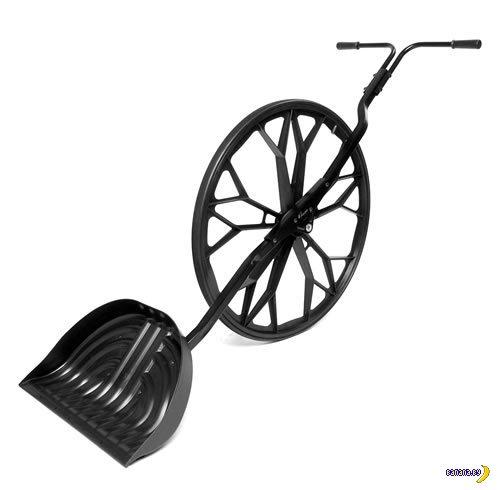 """Изобрести колесо и смеяться после слова """"лопата"""""""