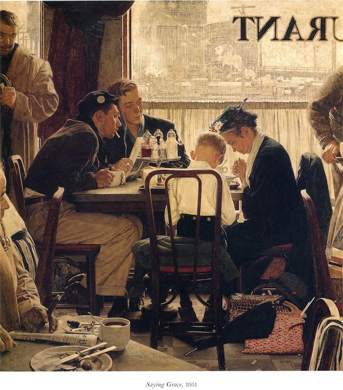 Картина Роквелла продана за $46,000,000