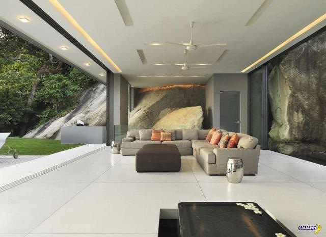 Топ-25 крутейших дизайнов помещений 2013 года