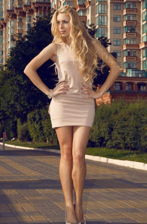 Блондинка России 2013