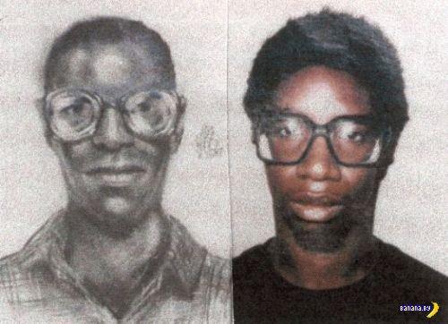 Рисунки полицейских художников