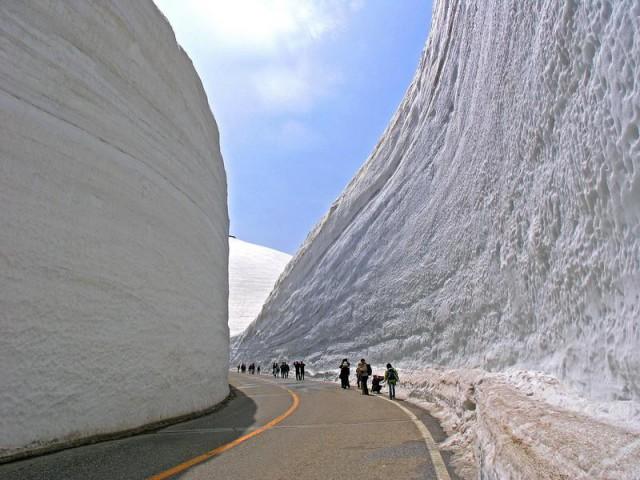 Борьба со снегом в разных странах мира