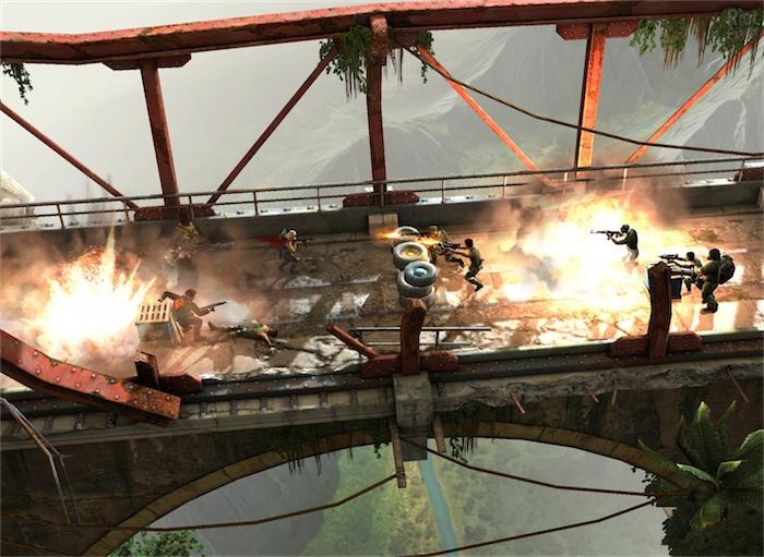 Crytek рвется на рынок мобильных шутеров!