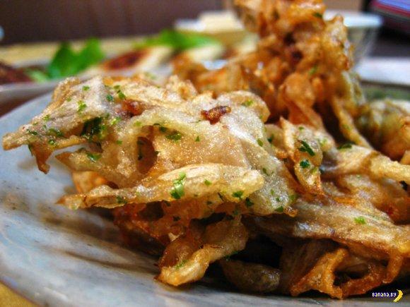 Gobō - японское блюда ставшее военным преступлением
