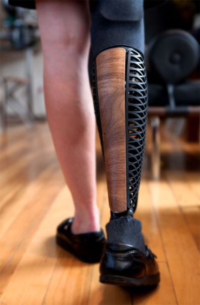 Дизайнерские протезы