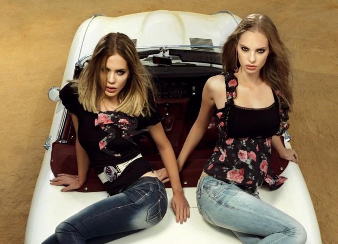 Девушки и тачки