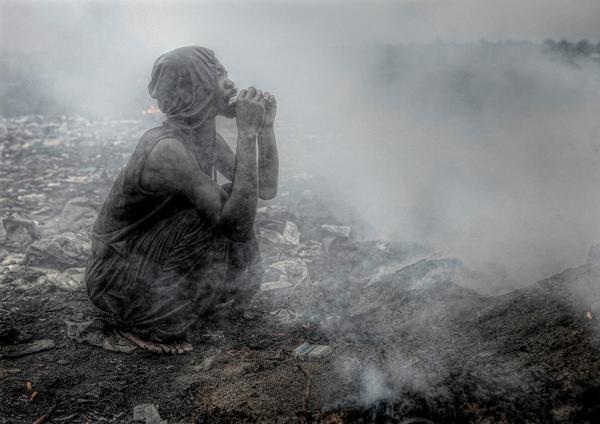 Мапуто - долина мусора