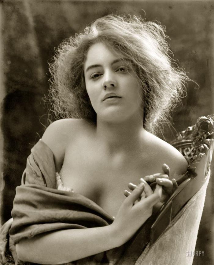Жесткая эротика начала 20 века