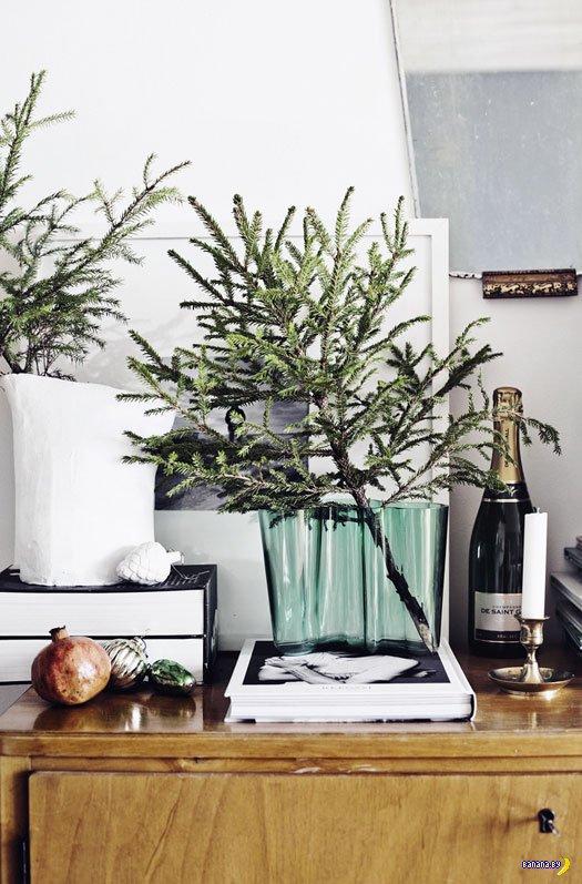Новогодние идеи оформления интерьера дома