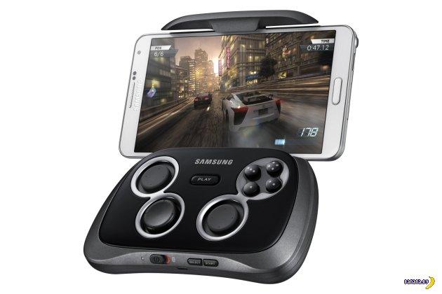 Вышел Samsung Smartphone GamePad