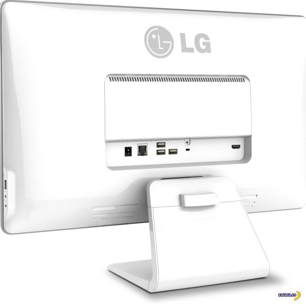 Моноблок Chromebase от LG