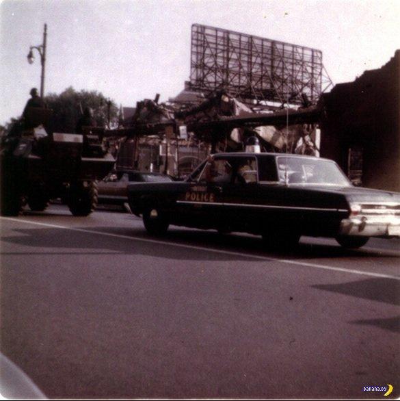Детройт 1967 год, семейный фотоальбом